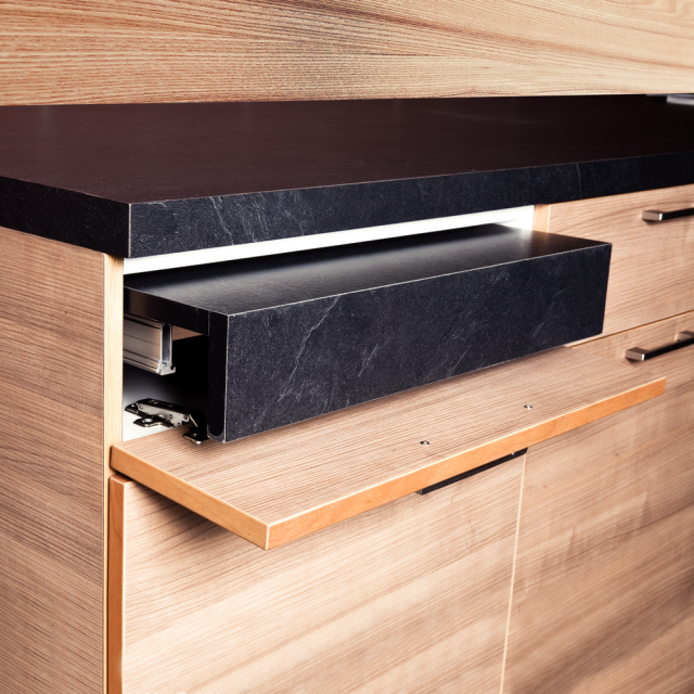 ferrure pour plan de travail amovible am nagement pratique. Black Bedroom Furniture Sets. Home Design Ideas