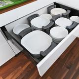 Aménagement divers pour tiroir de cuisine